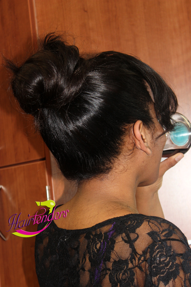 Sew In Weave Ponytail Hairstyles This is a full head weave with